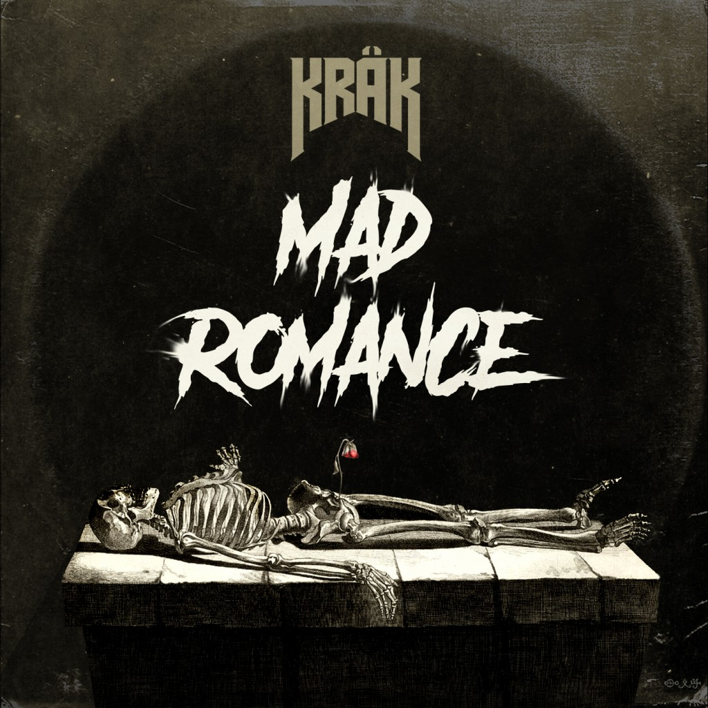 Kräk - Mad romance debut album